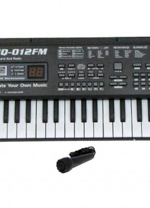 Детский орган синтезатор пианино MQ 012 FM Радио, 61 клавиша Рабо