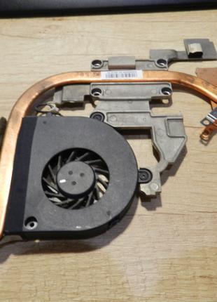 Система охлаждения ноутбука eMachines E642siries