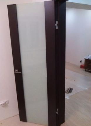 Установка дверей (межкомнатных, входных)