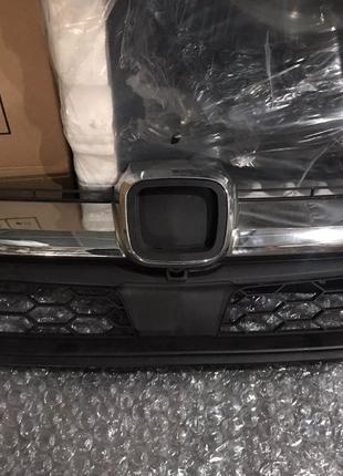 Honda Cr-v 2017 Решетка радиатора в сборе с хромом (71121-TLA-...