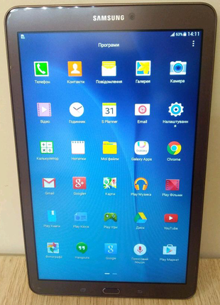планшет Samsung Galaxy Tab E SM-T560