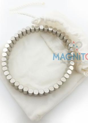 Магнитный браслет Б44 мужской