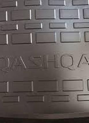 Поддон в багажник гибкий Nissan Qashqai J10