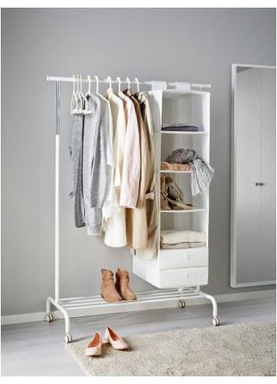В НАЯВНОСТІ Вішалка RIGGA IKEA напольная вешалка