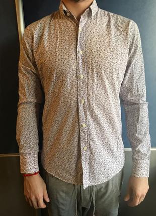 Мужская рубашка oodji man