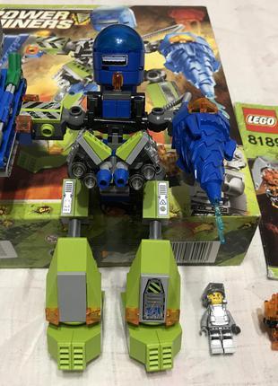 Раритет! Продам Лего 8189 (Magma Mech)