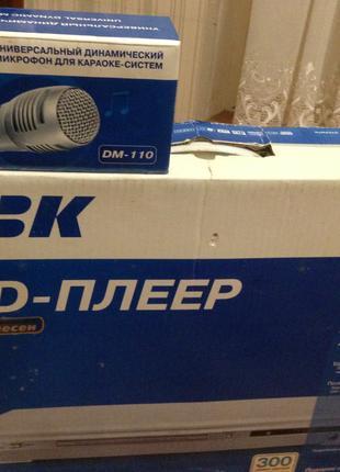 Продам плеєр BBK DV524SI