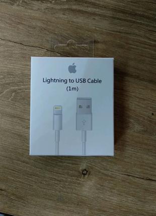 Original Lightning cable for iPhone зарядный кабель для Айфона