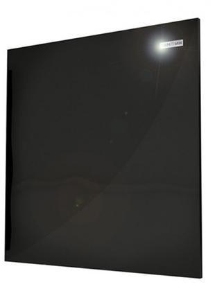 Керамический обогреватель черный с терморегулятором