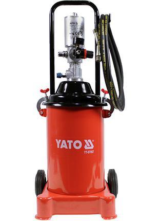 Пневматический нагнетатель консистентной смазки Yato YT-07067