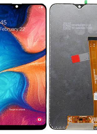Дисплей Модуль Экран Samsung A20e SM A202