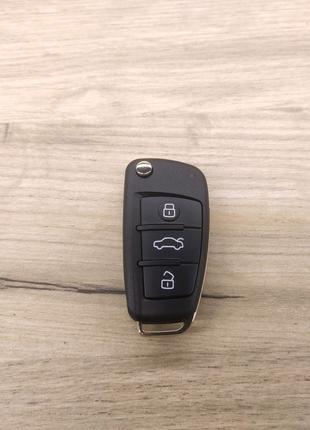 Корпус выкидного ключа 3 кнопки