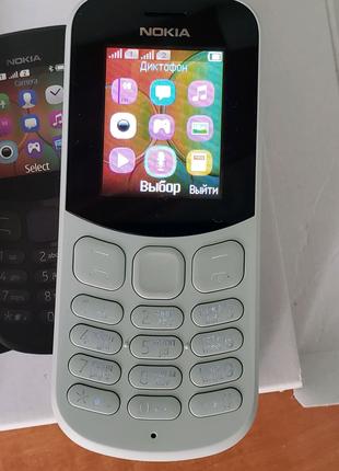 Телефон  Nokia 130 Dual sim Звонилка