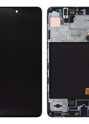 Дисплей Модуль Экран Samsung A51 SM A515 Оригинал и Копии