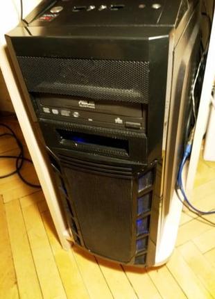 Настольный компьютер, монитор в подарок, отличная работа