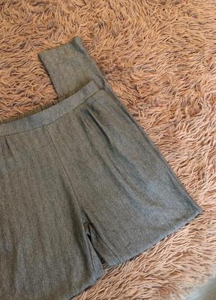 Шикарные брюки от pull&bear