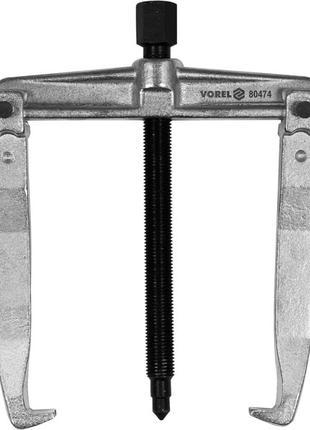 Съемник подшипников двулапый 100 мм Vorel 80471