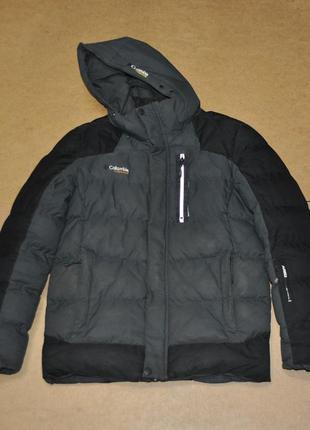 Columbia мужская куртка пуховик