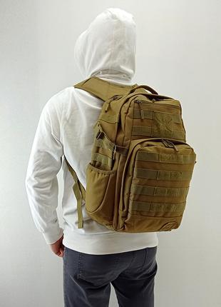 Тактический рюкзак 24 литра с системой m.o.l.l.e