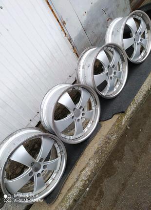 Диски литые Honda Toyota Lexus Mazda KIA Hyundai R18(5*114,3)