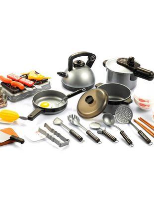 Детский игровой набор кухонной посуды Kitchen Play Set 5705-3