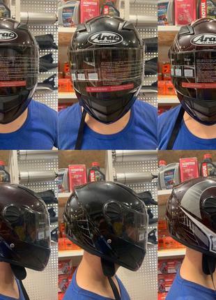 Шлем для скутера мотошлем шолом мото