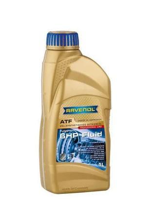 Масло трансмиссионное Ravenol ATF 6HP Fluid 1л