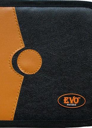Сумка для дисков EVO Vulkano 7443045-24 (на 24 CD-DVD дисков)