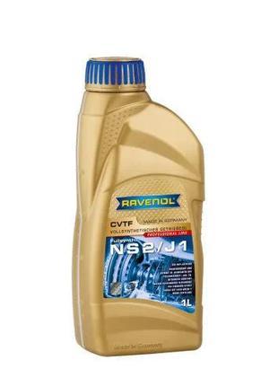 Масло трансмиссионное Ravenol ATF NS2/J1 Fluid 1л