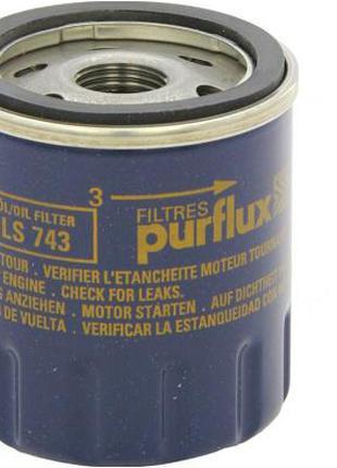 Фильтр масляный Purflux LS743 (OP 572)