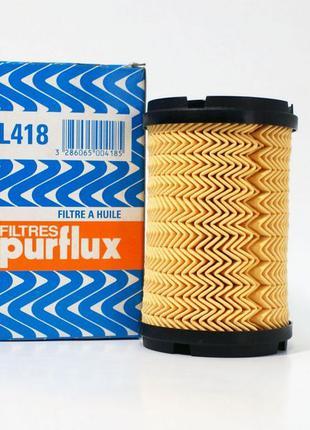 Фильтр масляный Purflux L418 (OE 688)