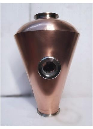 Вискарный медный шлем 15л