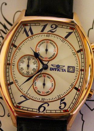 Часы Invicta 14331 Gold оригинал