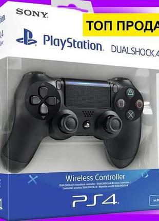Джойстик PS4 Sony PS 4 DualShock черный 4 Controller Wireless ...