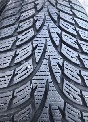 Зимові шини б/у 2шт. Nokian WRD3 195/65 R15 (7mm)