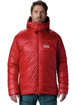Тёплая пуховая куртка Mountain Hardwear Phantom Down Parka