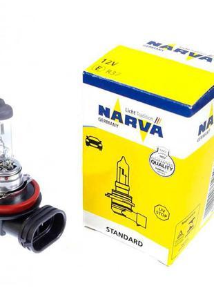 Лампа накаливания H8 12V 35W PGJ19-1 (пр-во Narva) 48076C1