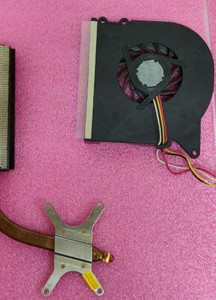 Кулер и система охлаждения для Packard Bell Easynote MX51