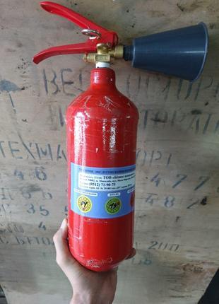 Огнетушитель углекислотный 1,4 кг