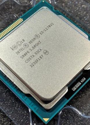 Intel Xeon E3-1270 v2 3.9 Ghz Turbo (i7-3770), s1155