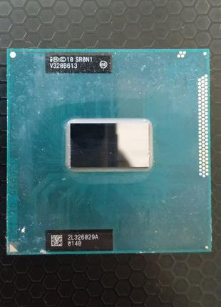 Intel Core I3-3110m SR0N1  2,40 GHz  //  Intel® HD Graphics 4000