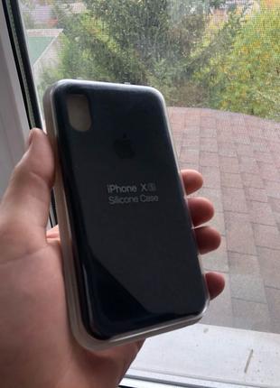 Чехол apple case iphone x/xs