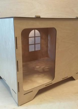 Дом для собак и кошек