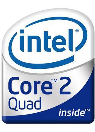 Intel Q9400 2.66 Ghz, 4 ядра, s775