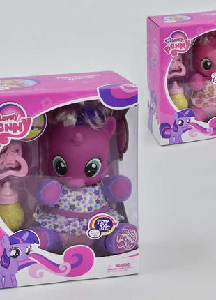Интерактивный пони единорог My Little Pony арт. 66241, свет, звук