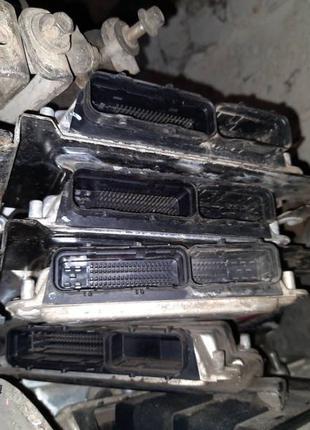 Блок управления двигателем чери Амулет