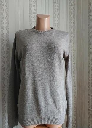 Шерстяной 💯 шерсть женский свитер