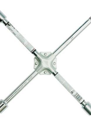 Ключ баллонный крестообразный усиленный 24х27х32х3/4 Yato YT-0802
