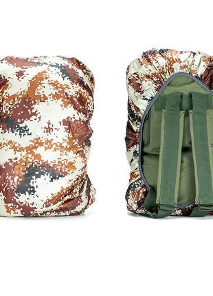 Raincover.Чехол на рюкзак водонепроницаемый, 7цветов,7размеров.
