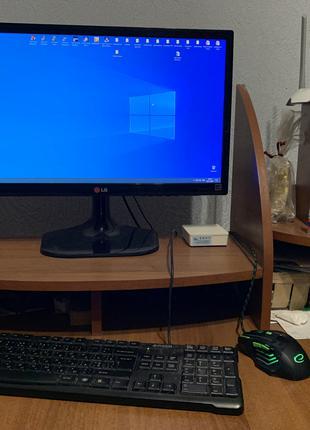 Игровой Компьютер Intel Core I5, 16 GB оперативной памяти, SSD